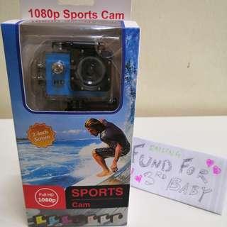 (F3B) 1080p Sports Cam (NEW)