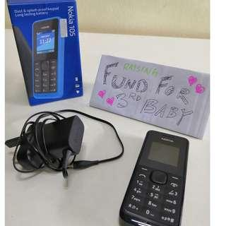 (F3B) Nokia 105