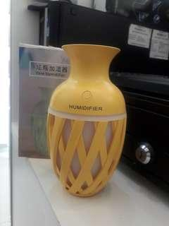 Vase humidifier