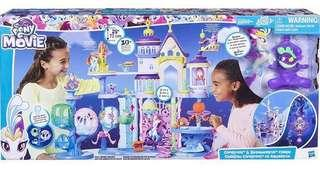 🚚 My Little Pony The Movie Canterlot & Seaquestria Castle Playset