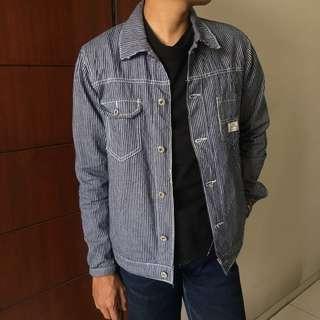 Hickori trucker jacket / work jacket