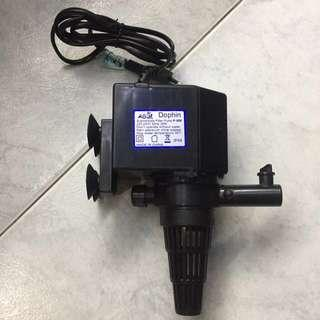 Used Dolphin submersible pump