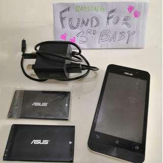 (F3B) Asus Zen phone 4 + Battery