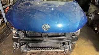 Nose Cut Volkswagen Scirocco