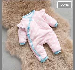 🚚 嬰兒包屁衣