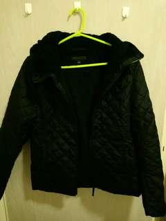 Winter Black Jacket