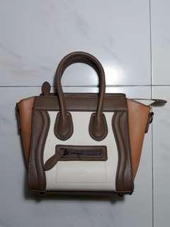 Celine Micro Hand Bag 2 patterns