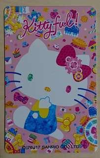 KT 繽紛樂園 icash 2.0 hello kitty