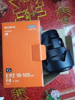 🚚 Sony 18-105 F4 (SELP18105G)