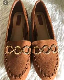 Forever 21 Faux Brown Shoes
