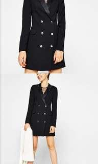 Bershka Blazer Dress