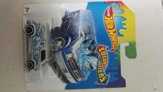 Hotwheels colour shifter