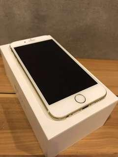 🚚 iphone 6 64gb gold damaged faulty spoilt used