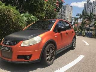 Suzuki SX4 For Rent