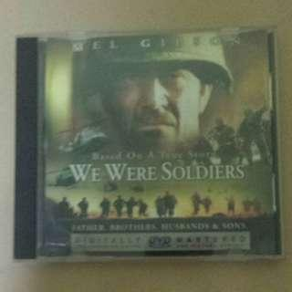 we are the soldier movie cd