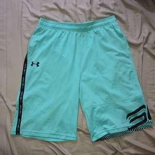 Under Armour Basketball Steph Curry Shorts Size M