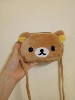 🚚 拉拉熊小包包