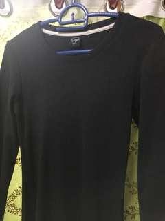 Oxgn Long Sleeve Dress