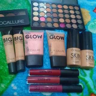 Set makeup Focallure