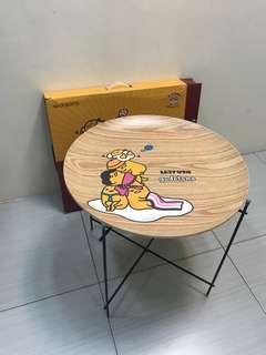 蛋黃哥托盤桌