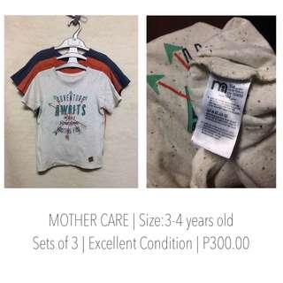 MOTHER CARE Shirts