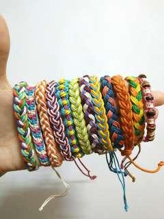 Colourful Friendship Bracelet [handmade]