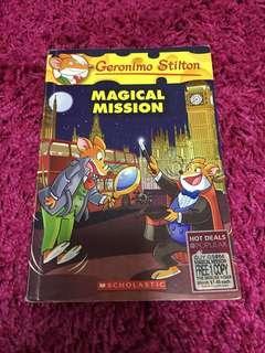 🚚 Geronimo Stilton- Magic Mission