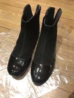 🚚 CAMPER造型短皮靴