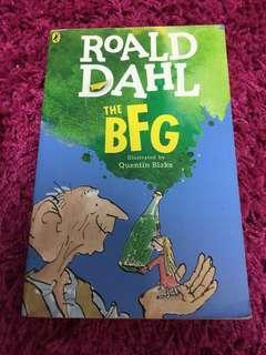 🚚 Roald Dahl - The BFG