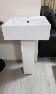 Rigel Toilet Basin with Stand