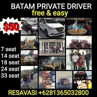 BATAM PRIVATE DRIVER (http://www.wasap.my/+6281365032800