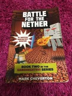 🚚 Minecraft - Battle For The Nether