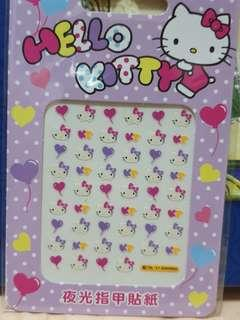 🚚 Hello Kitty NailArt/Stickers (Manicure)