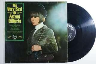 Vinyl | Piringan Hitam | Astrud Gilberto - The Very Best Of