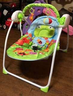 Cuteby Baby Electric Swing