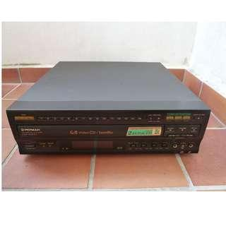 Pioneer LD player - CDL-110KVT (Made in Japan) (AS-IS)