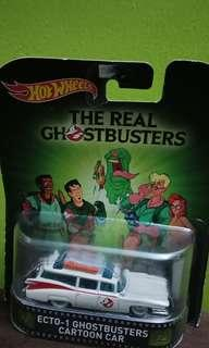 Hot wheels the real ghostbusters