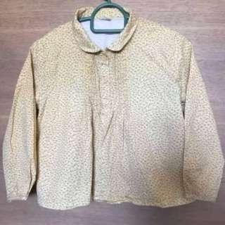 Sweet Floral Cotton blouse #MMAR18