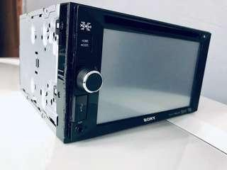 Sony touch screen