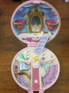 Vintage Polly Pocket Ballerina (1994) Complete with ballerina and tutu