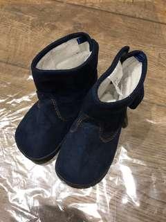 🚚 Baby小毛靴(黏貼式)