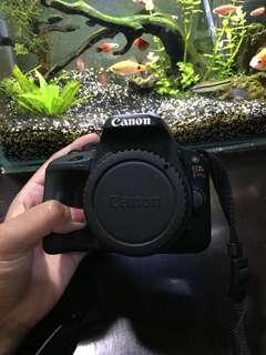 Canon Eos X7 kiss LIKE NEW!