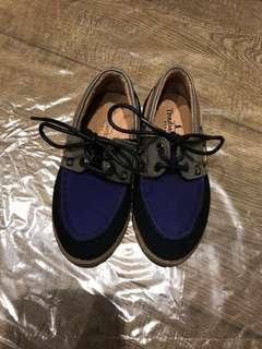 🚚 義大利製休閒皮革鞋