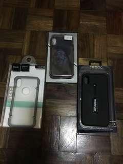 Iphone X cases/sleeves bundle