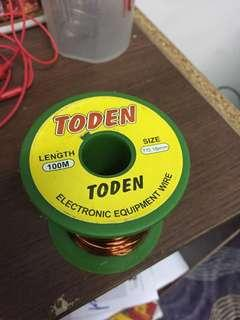 Toden Electronic Copper Wire