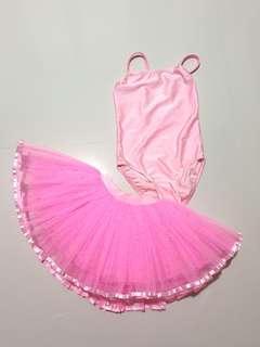 Dancepointe ballet attire