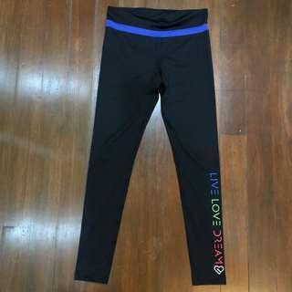 Aeropostale workout gym leggings