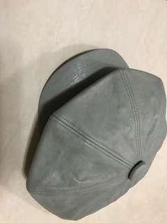 🚚 皮革帽