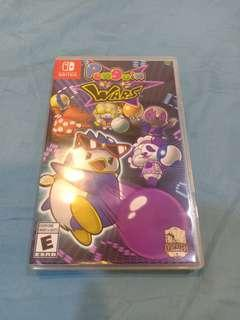 Nintendo Switch Used Game Penguin Wars Game