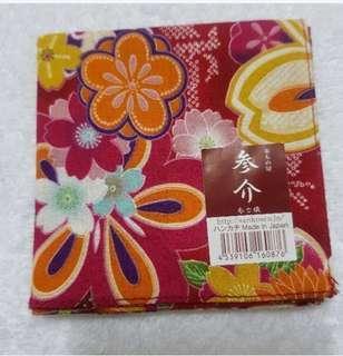 🚚 日本京都手帕